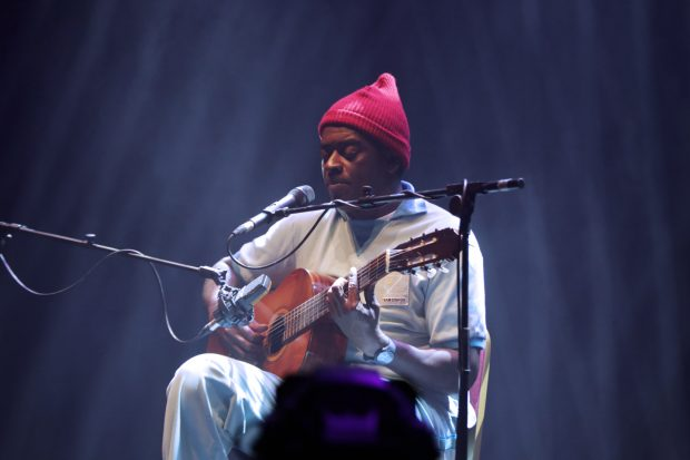 Event Review: Seu Jorge – The Life Aquatic / A Tribute to David Bowie @ Royal Albert Hall (London, 30th May 2017)