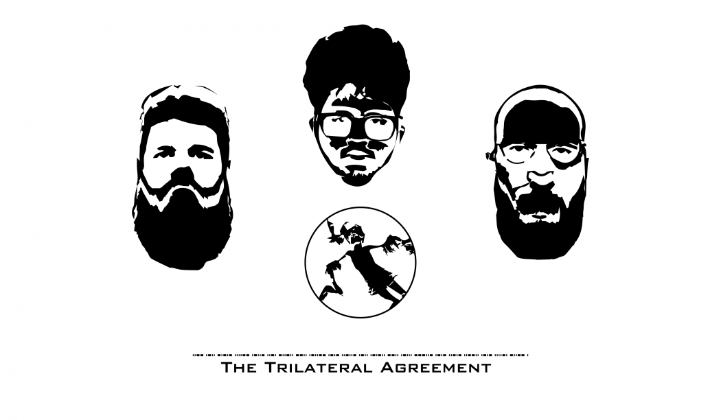 Review The Trilateral Agreement Mau Mau Bar London 1st June