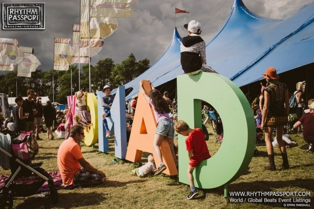 Review: Womad 2017 (Malmesbury, 30th July 2017)