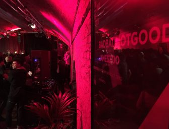 Review: Drambuie's Brass & Crimson series with BadBadNotGood, Jameszoo & Bradley Zero @ Behind The Bike Shed (London, 9th August 2017)