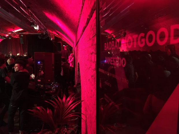 Event Review: Drambuie's Brass & Crimson series with BadBadNotGood, Jameszoo & Bradley Zero @ Behind The Bike Shed (London, 9th August 2017)