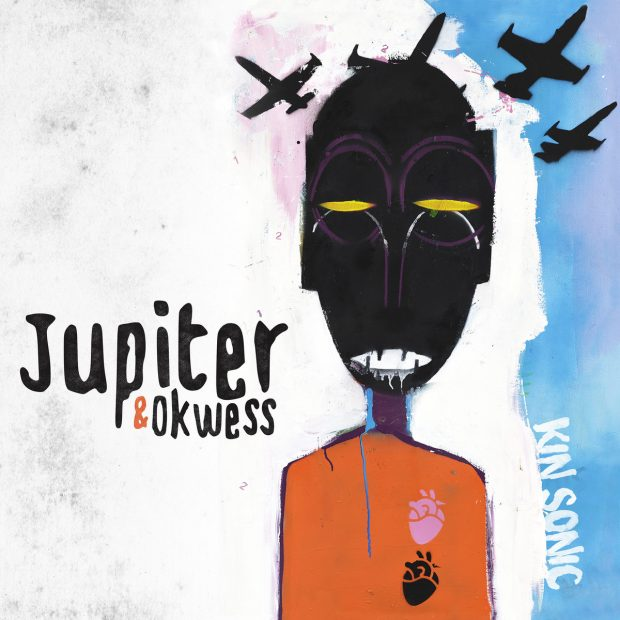 Album Review: Jupiter & Okwess – Kin Sonic [Glitterbeat Records, 7th July 2017]