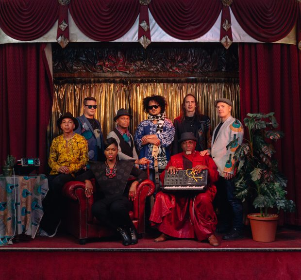 Interview: Eno Williams, Ibibio Sound Machine – The Uplifting Side of Music (September 2017)