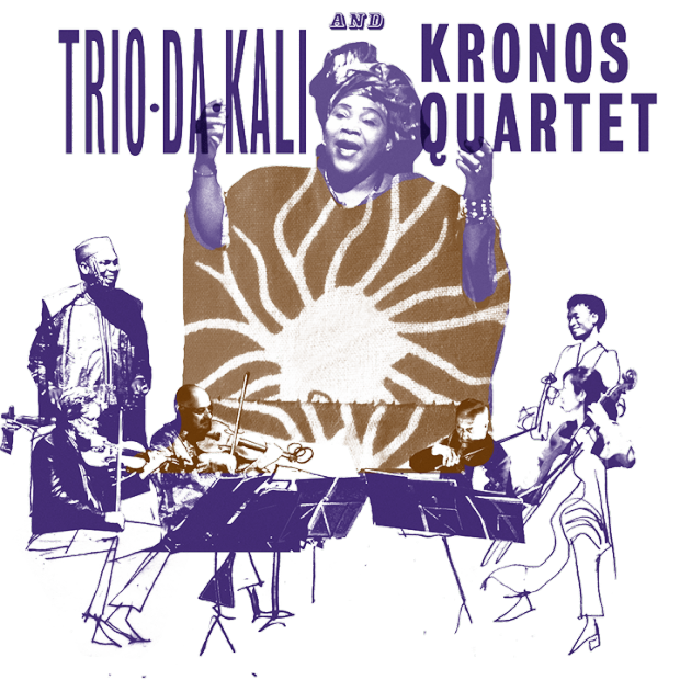 Album Review: Trio Da Kali & Kronos Quartet – Ladilikan [World Circuit Records]