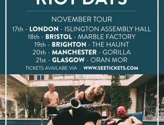 Preview: Pussy Riot Theatre – Riot Days @ Islington Assembly Hall (London, 17th November 2017)