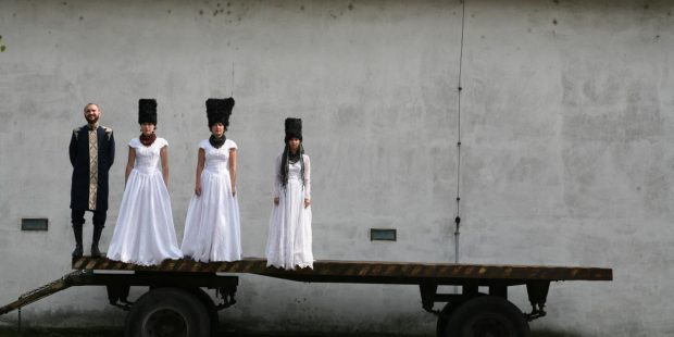 Preview: DakhaBrakha @ Oval Space (London, 29th November 2017)