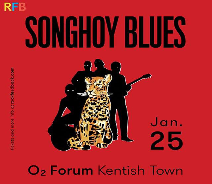 preview songhoy blues kentish town 02 forum london 25th january