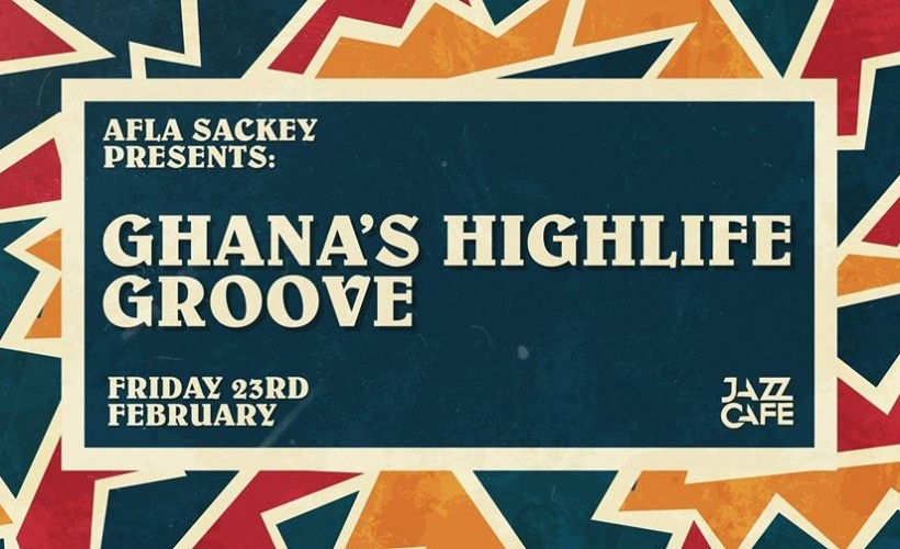 Preview: Afla Sackey Presents Ghana's Highlife Groove @ Jazz