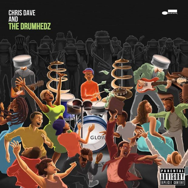 Album Review: Chris Dave and The Drumhedz – s/t [Blue Note Records; January 2018]