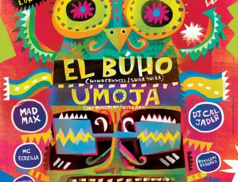 Preview: Love Carnival with El Búho & Umoja @ Total Refreshment Centre (London, Friday 23rd February 2018)