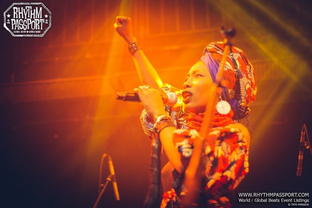 Event Review: Fatoumata Diawara @ Jazz Cafe (London; 26th March 2018)
