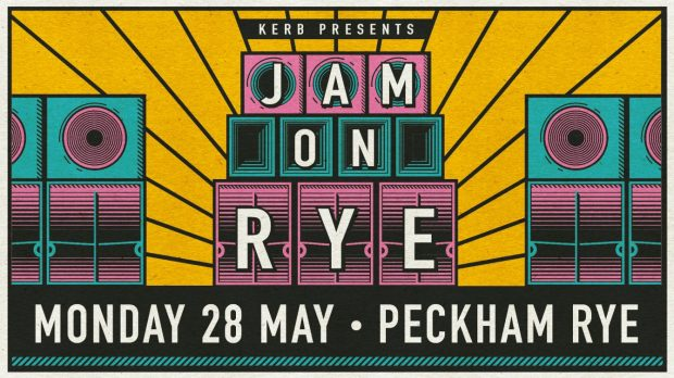 Event Review: Jam on RYE Festival @ Peckham Rye (London; 29th May 2018)