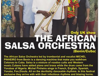 Preview: The 16th London African Music Festival (London; Sunday 16th September to Friday 19th October 2018)