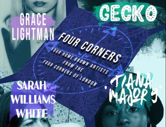 Preview: Four Corners, A London Showcase @ Archspace (London, Wednesday 25th July 2018)