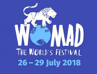 Playlist: WOMAD Festival 2018 @ Charlton Park (Wiltshire; Thursday 26th to Sunday 29th July 2018)