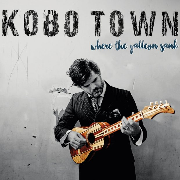 Album Review: Kobo Town – Where the Galleon Sank [Stonetree Records; February 2017]
