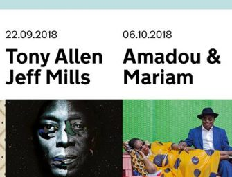 Preview: Africa Now @ OGR Officine Grandi Riparazioni (Turin, Italy; Saturday 22nd September to Thursday 18th October 2018)