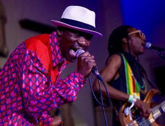 Review: Mokoomba + Bamako Overgroud @ St Mary Church (London; Thursday 25th October 2018)