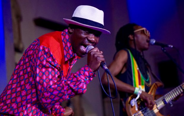Event Review: Mokoomba + Bamako Overgroud @ St Mary Church (London; Thursday 25th October 2018)