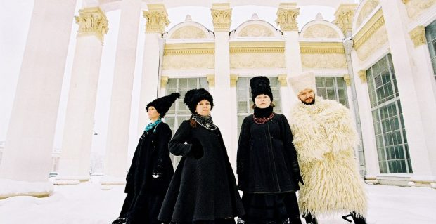 Preview: DakhaBrakha @ Southbank Centre (London; Wednesday 17th October 2018)