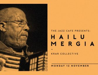 Preview: Hailu Mergia & Krar Collective @ The Jazz Cafe (London; Monday 12th November 2018, London)