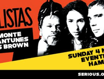 Preview: Tribalistas @ Eventim Apollo Hammersmith (London; Sunday 4th November 2018)