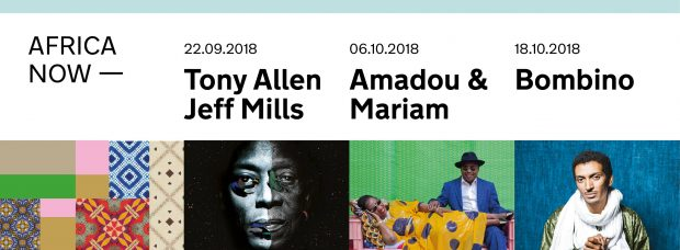 Event Review: Africa Now@ OGR (Turin, Italy; Saturday 22nd September to Thursday 18th October 2018)