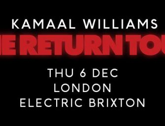 Preview: Kamaal Williams @ Electric Brixton (London; Thursday 6th December 2018)