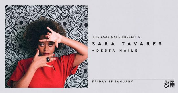 Preview: Sara Tavares + Desta Haile @ The Jazz Cafe (London; Tuesday 22nd January 2019)