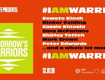 Preview: Jazz Cafe and Tomorrow's Warriors present I Am Warrior @ Jazz Cafe (London; Saturday 12th January 2019)
