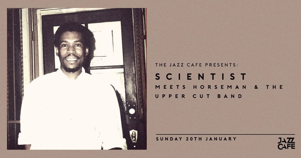 Preview: Scientist meets Horseman & The Upper Cut Band @ The