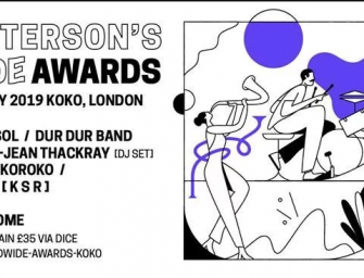 Preview: Gilles Peterson's Worldwide Awards @ KOKO (London; Saturday 19th January 2019)