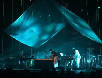 Event Review: Pantha Du Prince – Conference of Trees @ Barbican Centre (London; Saturday 19th January 2019)