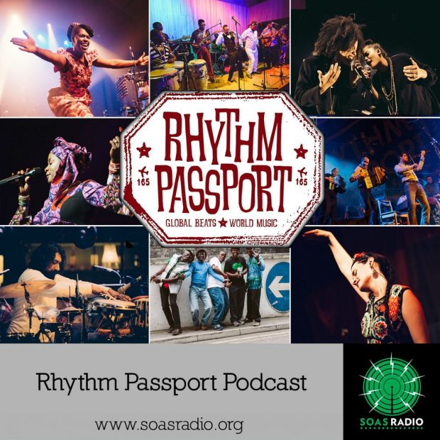Podcast: Rhythm Passport on Air w/ Pedro Coquenão – Batida (June 2019)
