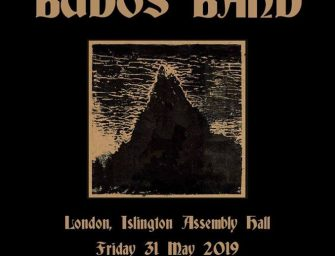 Preview: The Budos Band @ Islington Assembly Hall (London; Friday 31st May 2019)