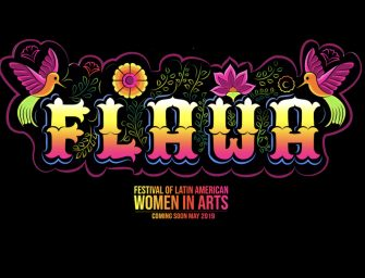 Preview: Flawa Festival (London; Wednesday 15th to Sunday 19th May 2019)