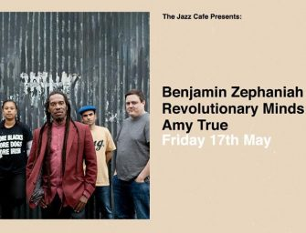 Preview: Benjamin Zephaniah & The Revolutionary Minds @ The Jazz Cafe (London; Friday 17th May 2019)