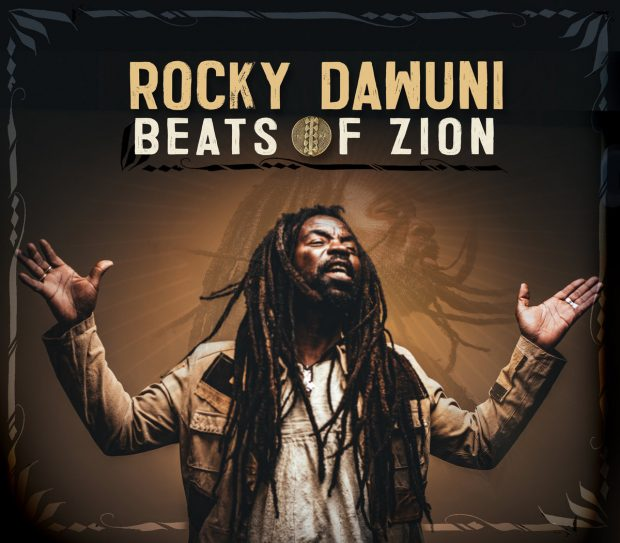 Album Review: Rocky Dawuni – Beats of Zion [AQUARIAN Records / Six Degrees; March 2019]