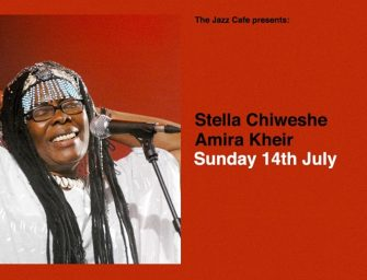 Preview: Stella Chiweshe & Amira Kheir @ The Jazz Cafe (London; Sunday 14th July 2019)