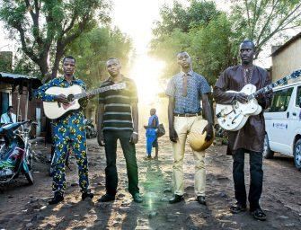 Preview: Songhoy Blues @ Southbank Centre (London; Sunday 11th August 2019)