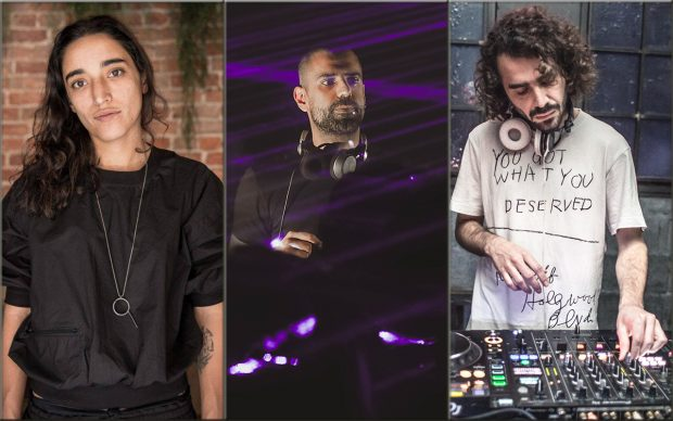 Interview: DJ SAMA', Jason Kaakoush & Rise 1969 – Techno from the Middle East (August 2019)