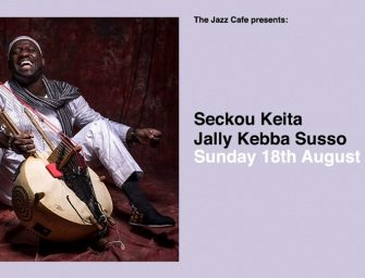 Preview: Seckou Keita & Jally Kebba Susso @ The Jazz Café (London; Sunday 18th August 2019)