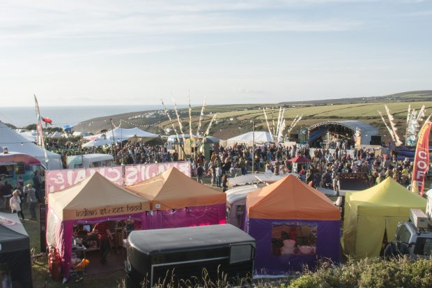 Event Review: Tropical Pressure 2019 @ Mount Pleasant Eco Park (Porthtowan; Friday 12th July to Sunday 14 July 2019)