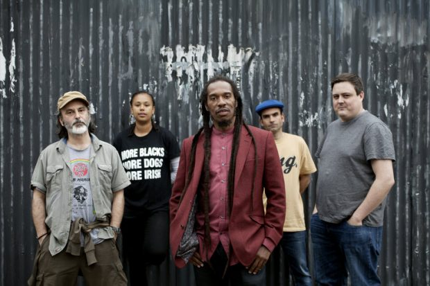 Preview: Benjamin Zephaniah & The Revolutionary Minds @ EartH (London; Wednesday 25th September 2019)