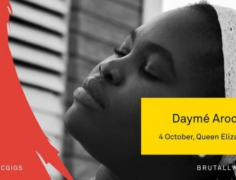 Preview: Daymé Arocena @ Southbank Centre (London; Friday 4th October 2019)