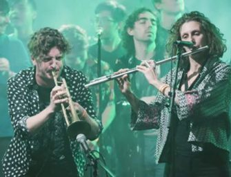 Preview: Hackney Colliery Band Collaborations @ Barbican Centre (London; Thursday 5th October 2019)