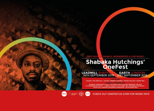 Preview: Shabaka Hutchings' OneFest @ Leadmill & EartH (Sheffield & London; Saturday 14th and Saturday 21st September 2019)