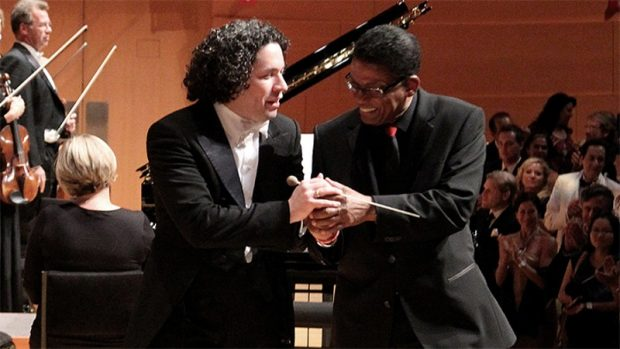 Preview: Herbie Hancock with LA Phil/Dudamel @ Barbican Centre (London; Tuesday 19th November 2019)