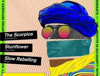 Preview: Same Wave Musician Series – The Scorpios + Stunflower & Slow Rebelling @ The Post Bar (London; Saturday 23rd November 2019)