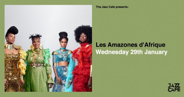 Preview: Les Amazones d'Afrique @ The Jazz Cafe (London; Wednesday 29th January 2020)